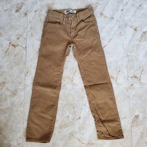 Boys Karate Slim Old Navy Pants Size 8